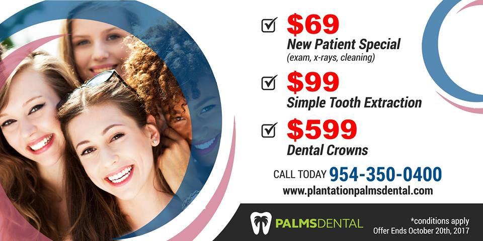 Plantation Palms Dental