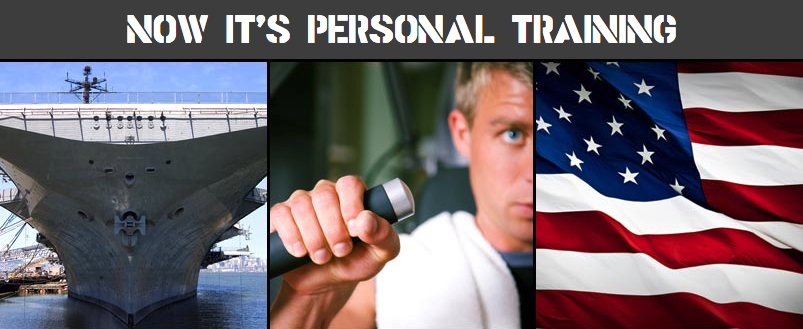 NOW IT'S PERSONAL TRAINING